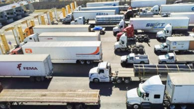 Photo of October truck crossings rise 5% at Port Laredo