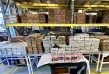 Photo of Two major drug busts tied to cross-border trucking