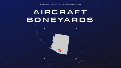 Photo of Daily Infographic: Aircraft boneyards