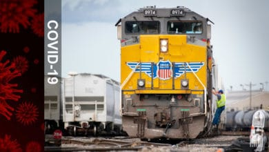 Photo of Class I railroads grapple with COVID-19 as unions seek safety assurances