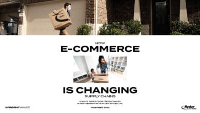 Photo of White Paper – How E-Commerce Has Changed Supply Chains & The Retail Experience