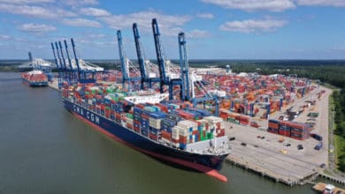 Photo of Inland South Carolina ports set record