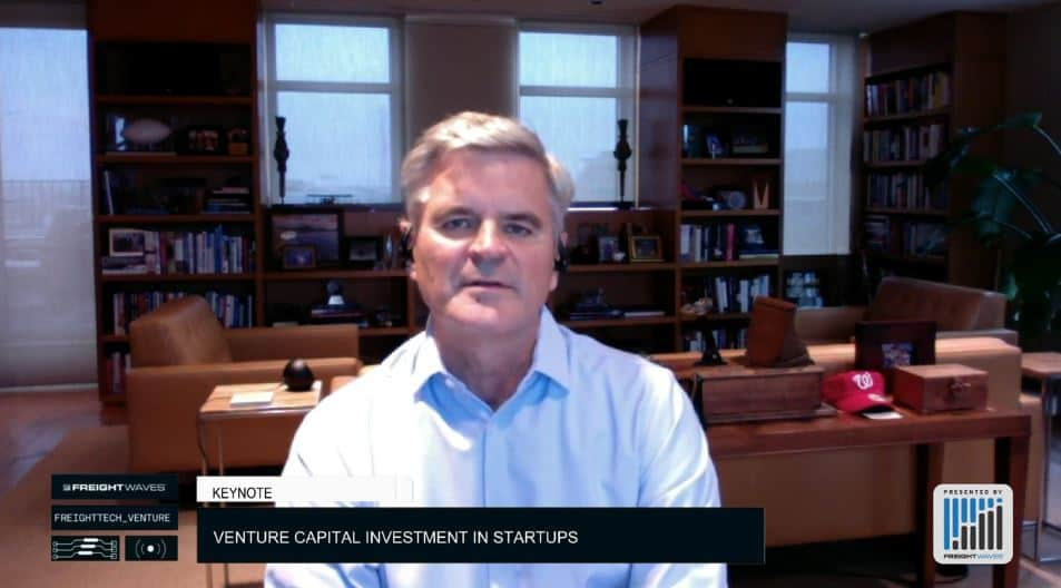 AOL co-founder and CEO of Revolution LLC Steve Case