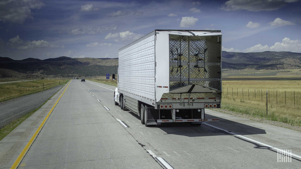 5 sustainability trends for 2021 in the trucking industry.