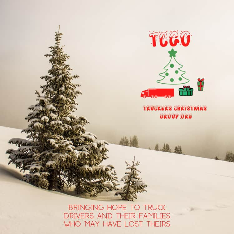 TCGO delivers holiday hope to deserving trucking families