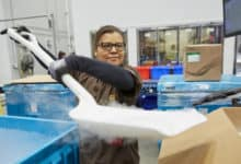 Photo of Solving the dry ice challenge for COVID vaccine
