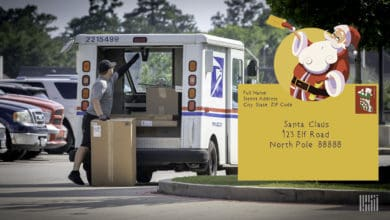 Photo of USPS Operation Santa seeks helpers to spread joy to needy families