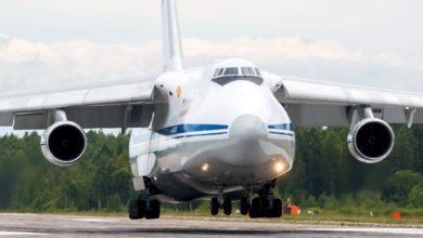 Photo of Volga-Dnepr grounds An-124 super-freighter fleet after accident