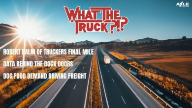 Photo of truckersfinalmile.org, dock data and dog food — WHAT THE TRUCK?!? (with video)