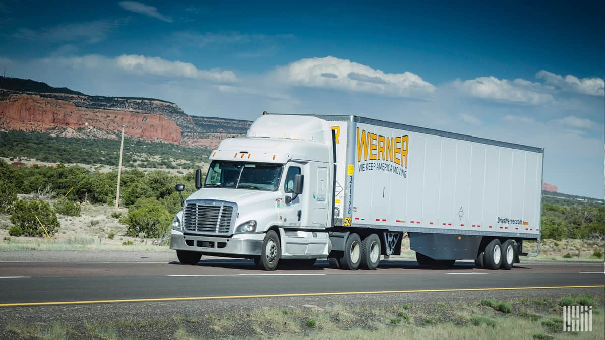 Werner adopts Mastery Logistics TMS