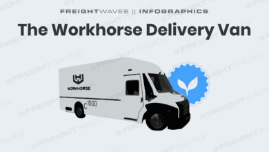 Photo of Daily Infographic: The Workhorse Delivery Van