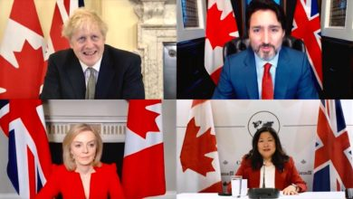 Photo of Canada, UK reach transitional trade agreement