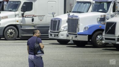 Photo of News Alert: Truck transportation sector added another 9,600 jobs last month