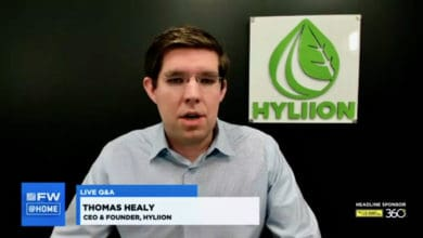 Photo of Hyliion CEO: Natural gas key to future of electric trucking (with video)