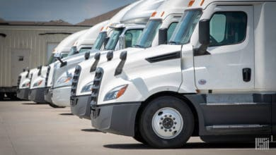 Photo of November Class 8 truck orders third-highest ever
