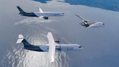 Airbus releases zero emission aircraft concepts.