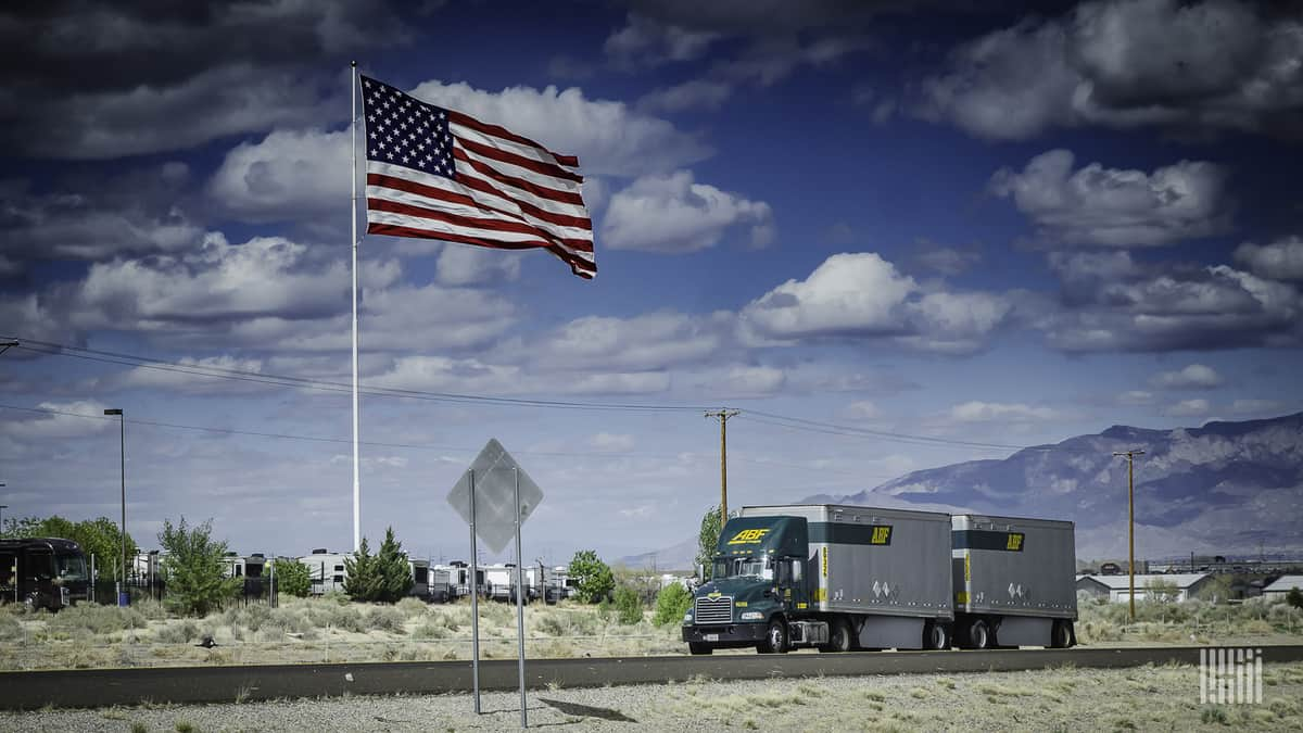ArcBest sees double-digit LTL tonnage increase in Q4