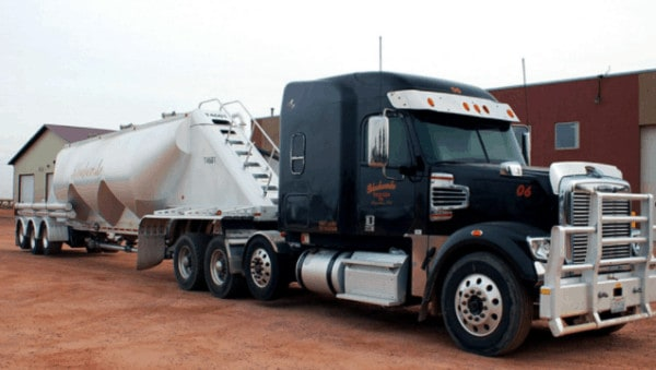 Ex-payroll clerk for Blachowske Trucking sentenced to 3 years
