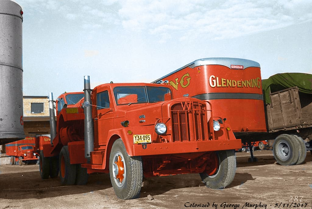 Glenndenning Motorways, Inc. was based in Minnesota and operated for nearly 70 years. Read the company's history in this installment of the FreightWaves Haul of Fame.