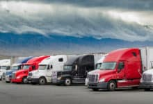 Photo of Growing truck parking shortages emerge in latest survey