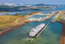 Photo of How the Panama Canal traffic jam is affecting ocean shipping