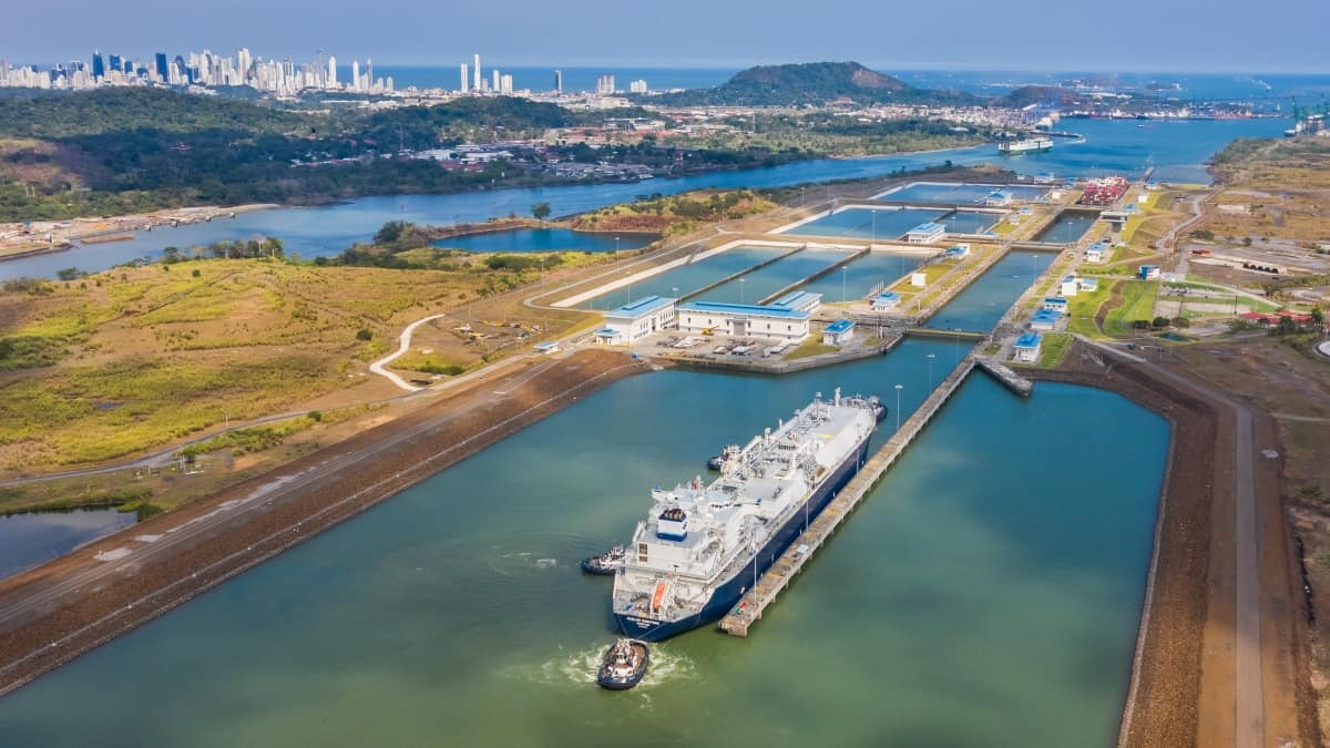 How the Panama Canal traffic jam is affecting ocean shipping