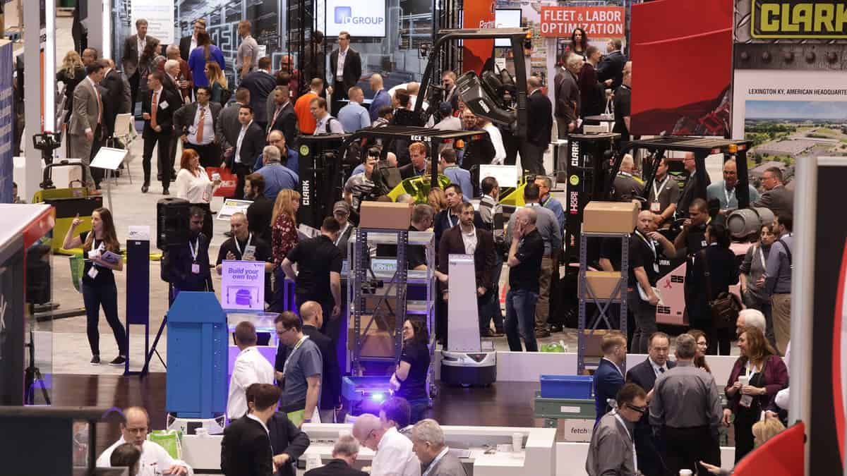 Transport, logistics tread lightly as in-person conferences plot return