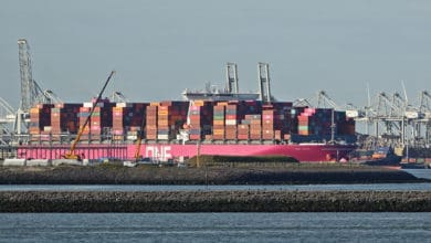 Photo of ONE Apus lost or damaged containers 'could exceed 1,900'