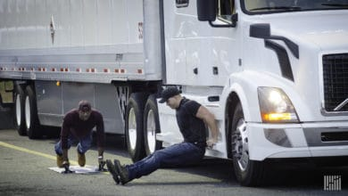 Here are 10 exercises for truckers.