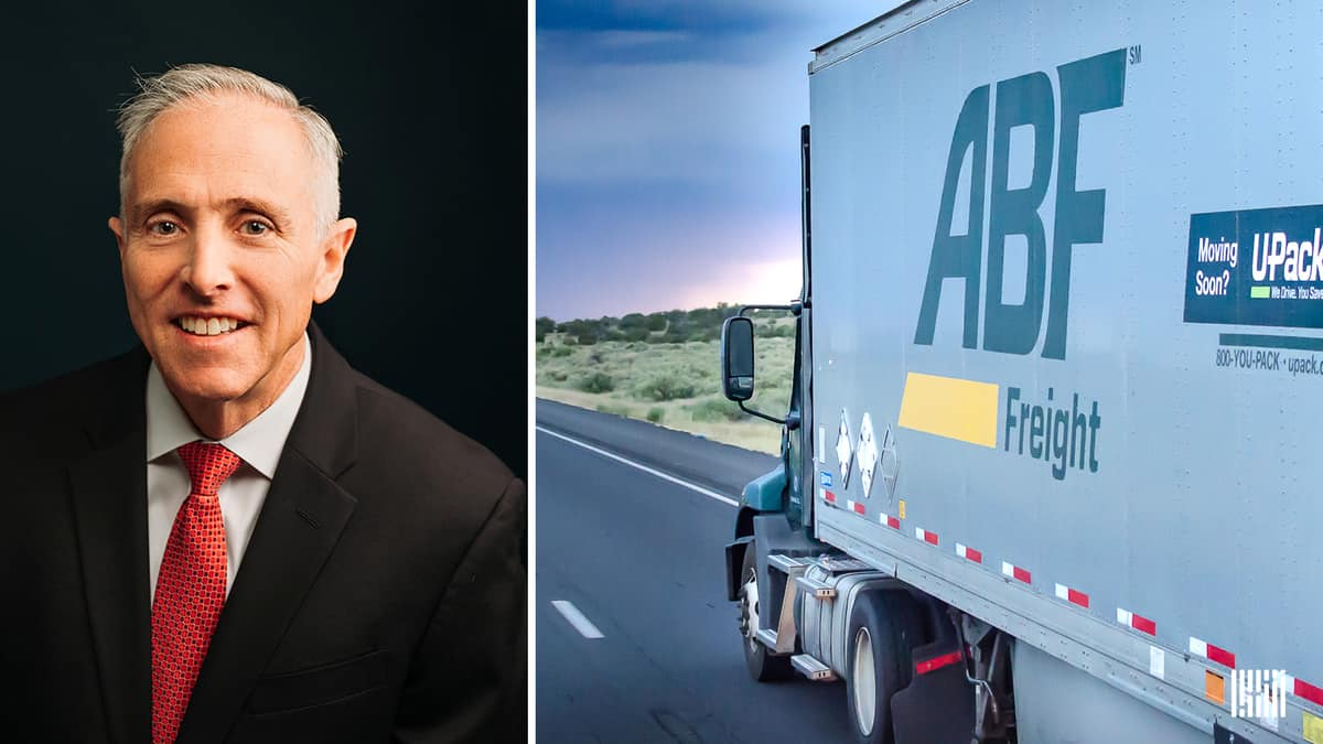 Tim Thorne to retire after 31 years at ABF Freight