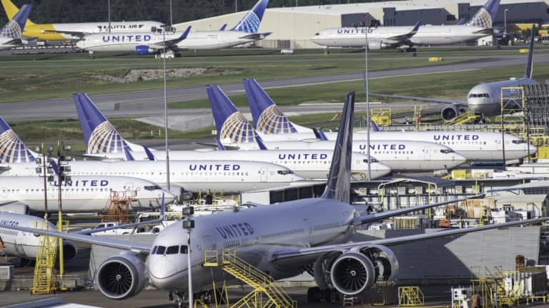 United Airlines continues cargo hot streak in Q4 - FreightWaves
