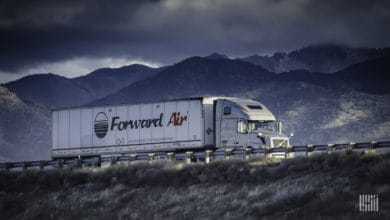 forward air truck