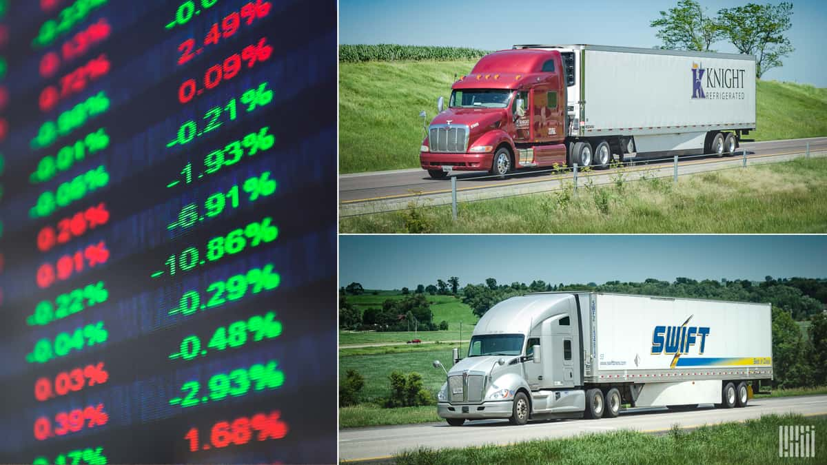 Knight-Swift's Q4 shows strength in TL market
