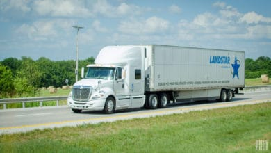 Landstar beats raised guidance