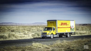 DHL Supply Chain experts talk about sustainability efforts.