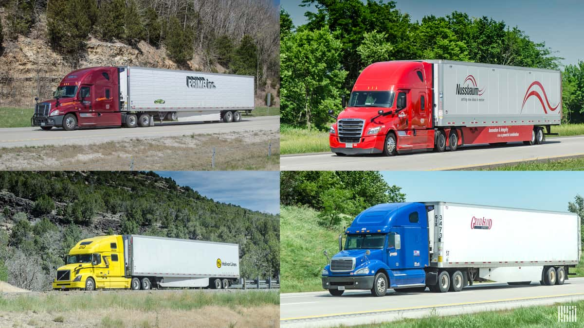 TCA names Best Fleets to Drive For