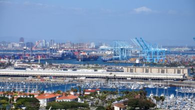 California container terminal