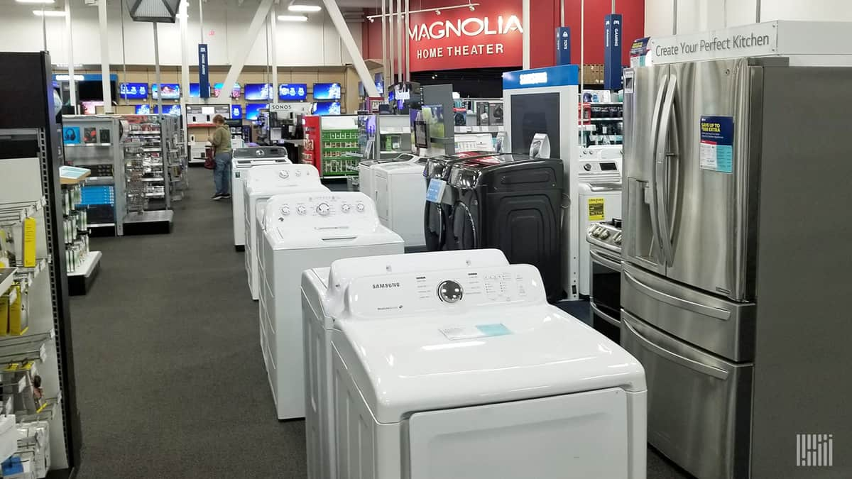 Best Buy turning retail floor space into e-commerce fulfillment centers
