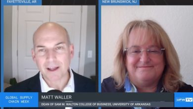 Matt Waller and Kathy Wengel discuss key trends in global supply chain