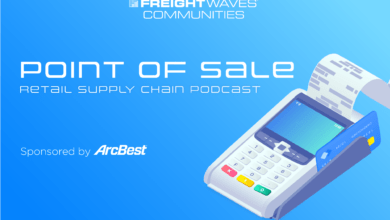 Point of Sale header