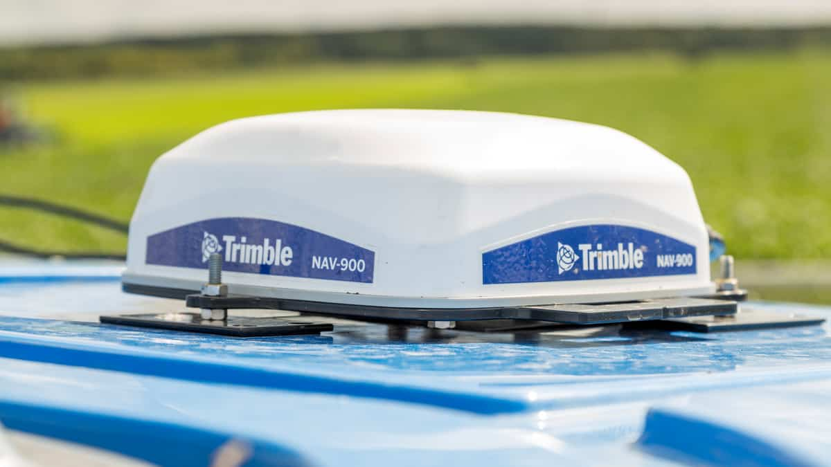 Technology provider Trimble posts strong first-quarter results
