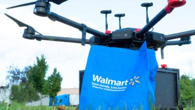 Walmart and Flytrex testing drone delivery
