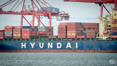 A container ship of Hyundai. An apparent ransomware attack on Hyundai Motor America has exposed data about the company's logistics operations.