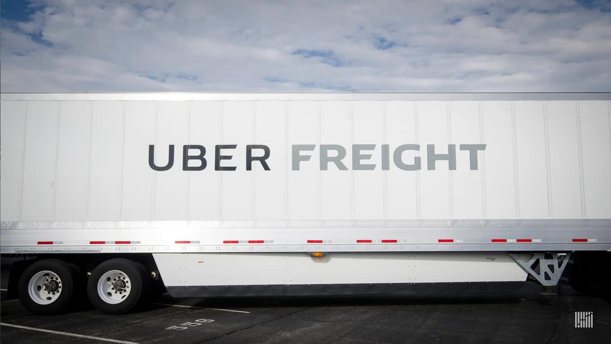 Breaking news: Uber Freight to acquire Transplace for $2.25 billion