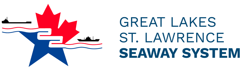 The logo of the Seaway System. (Image: Great Lakes-St. Lawrence Seaway System)