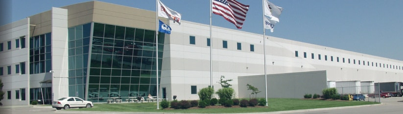 The Buske Logistics headquarters and warehouse facility. (Photo: Buske Logistics)