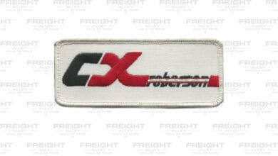 A CX Roberson patch. (Courtesy: Dale Branch Collection)