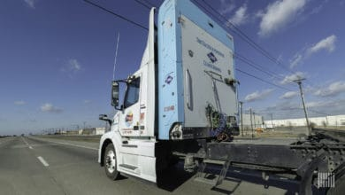 Convoy released a survey about sustainable trucking.