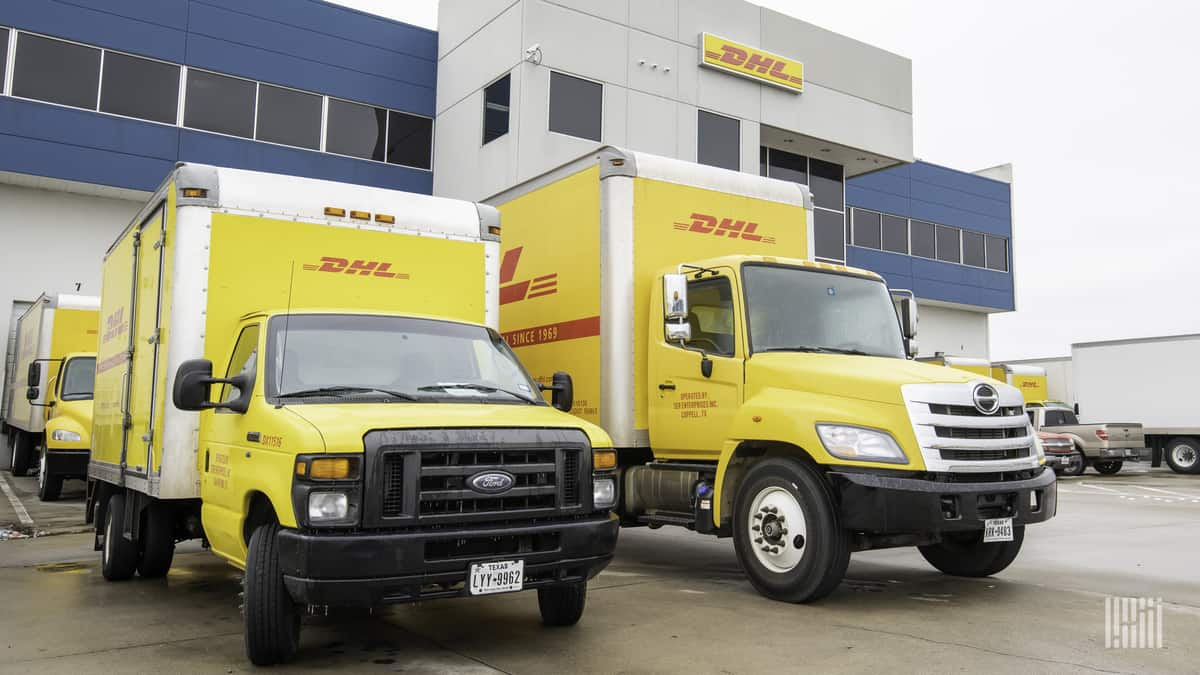Deutsche Post DHL Group released a sustainability road map with several ESG goals.