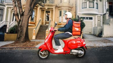 DoorDash adds new fees as municipalities cap charges